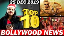 Top 10 Bollywood News - 25 Dec 2019 - Dabangg 3, Bigg Boss 13, Kareena Kapoor, Akshay Kumar