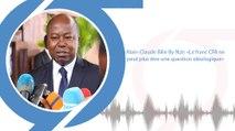 Alain-Claude Bilie By Nzé- «Le franc CFA ne peut plus être une question idéologique»