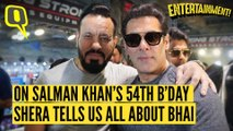 Shera Spills The Beans on Birthday Boy Salman Khan