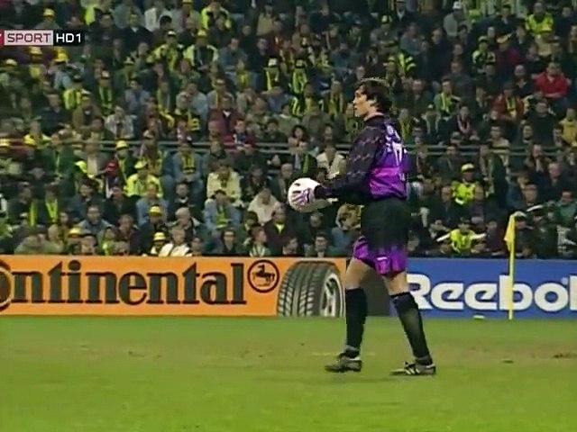 UCL 1996-97 1-2 Final Game 1 - Dortmund vs Manchester United - 2.Half