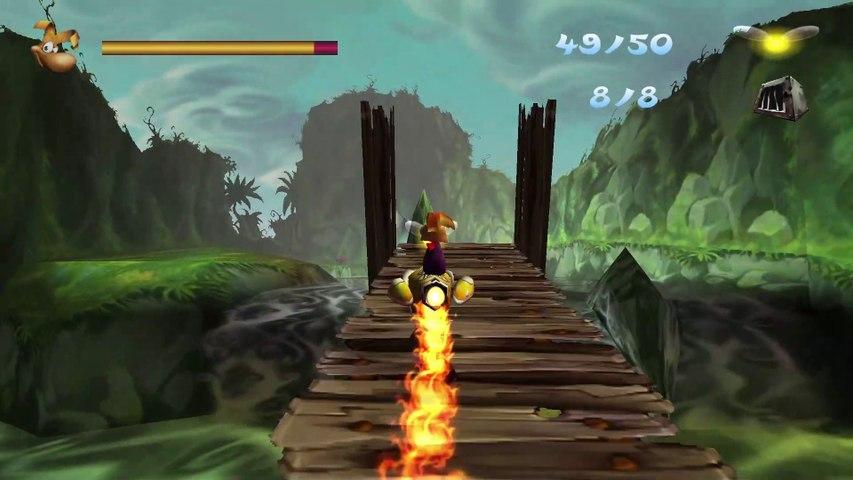 MortaLet's Play - Rayman 2 The Great Escape (PC) [Partie 9 : Retour aux Collines aux Menhirs]