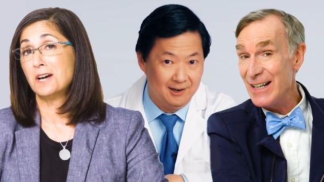 The Best of Tech Support: Ken Jeong, Bill Nye, Jill Tarter and More