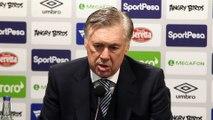 Everton 1, Burnley 0 | Carlo Ancelotti post-match press conference
