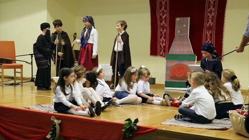 Εντυπωσίασαν τα παιδιά του Καλλίχορου Λαμίας στην καθιερωμένη παιδική γιορτή τους