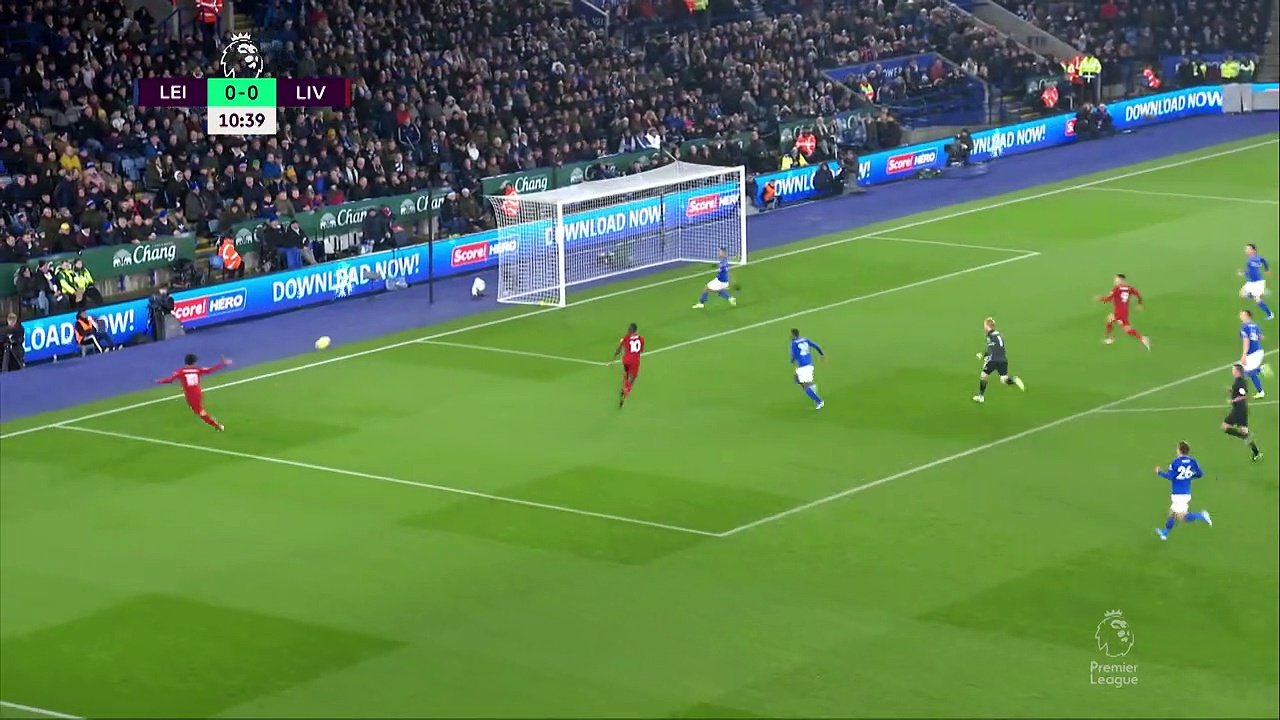 Leicester City - Liverpool (0-4) - Maç Özeti - Premier League 2019/20