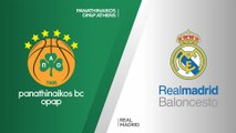 Panathinaikos OPAP Athens - Real Madrid Highlights | Turkish Airlines EuroLeague, RS Round 16