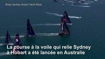 Voile: 157 bateaux au départ de la 75e Sydney-Hobart