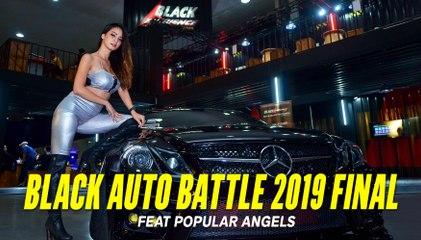 BLACK Auto Battle 2019 Final ft POPULAR Angels   YOGYAKARTA