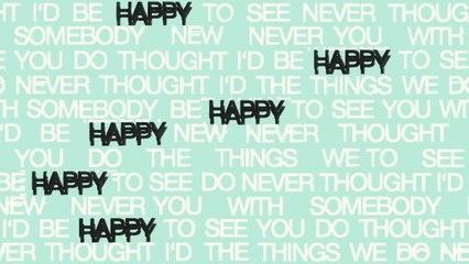Oh Wonder - Happy