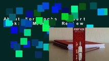 About For Books  Robert Kuok: A Memoir  Review