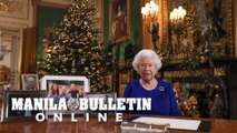 "Queen Elizabeth II describes 2019 as ""quite bumpy"" in Christmas speech"