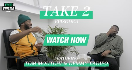 Take 2: Tom Moutchi & Demmy Ladipo discuss their careers from social media to having their own TV show!
