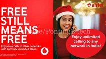 IUC Charges _ Enjoy Free Unlimited Calls in Airtel,Vodafone and Idea _ IUC charges removed
