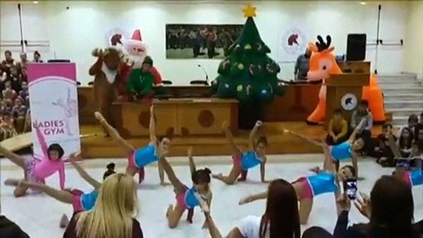 Χριστουγεννιάτικη εκδήλωση των νοσηλευτών του Νοσοκομείου Λαμίας