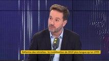 """Report de la réforme des APL : """"Ça tombe un peu mal"""" mais """"vous ne pouvez pas prendre le moindre risque"""" sur un dossier """"sensible"""", estime Lionel Causse"""