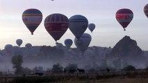Nevşehir kapadokya yeni yıla hazır