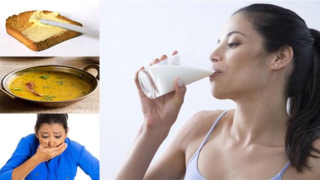 दूध पीने के बाद भूलकर भी ना खाएं ये चीजें | Avoid Eating THESE Foods after Drinking MILK | Boldsky