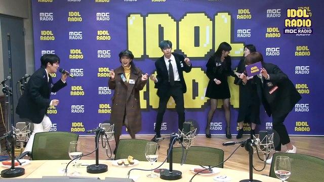 [IDOL RADIO] HYERIN,SHUHUA,KEON HEE,LURI DANCE TIME! ♬♪