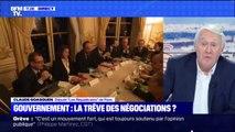 """Selon Claude Goasguen (LR), """"le gouvernement va être obligé de céder sur l'âge pivot"""" de la réforme des retraites"""