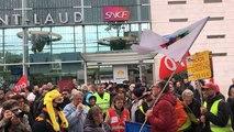 Manifestation du 27 décembre à Angers