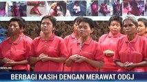 Pasutri di Bekasi Rawat dan Berdayakan Orang dengan Gangguan Jiwa