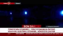Türkiye'nin yerli otomobili görücüye çıktı youtube