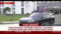 #CANLI Başkan Erdoğan direksiyonda