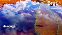 """Le Rio Tinto, le """"fleuve de sang"""" au paysage surréaliste"""