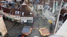 Besançon : un petit tour sur la Grande Roue place de la Révolution