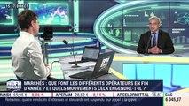 Philippe Lhermie (Traderchange.com) : Marchés, que font les différents opérateurs en fin d'année et quels mouvements cela engendre-t-il ? - 27/12