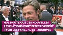 Brad Pitt et Jennifer Aniston : toujours aussi proches quinze ans après leur divorce