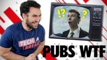 Les pubs high-tech les plus improbables - Tech a Break #38