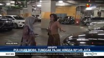 BPRD Jakarta Razia Pajak Kendaraan di Basement Mal