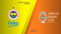 Fenerbahce Beko Istanbul - Valencia Basket Highlights | Turkish Airlines EuroLeague, RS Round 16