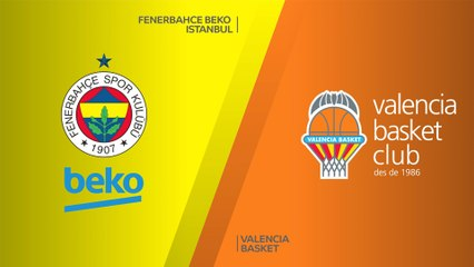 EuroLeague 2019-20 Highlights Regular Season Round 16 video: Fenerbahce 98-100 Valencia