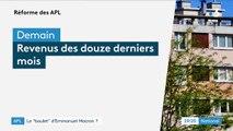 APL : la difficile réforme d'Emmanuel Macron