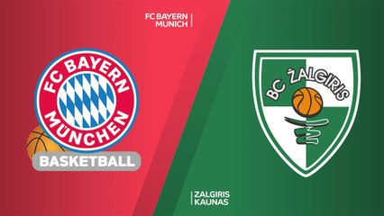 EuroLeague 2019-20 Highlights Regular Season Round 16 video: Bayern 73-98 Zalgiris
