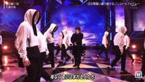 191227 MUSIC STATION ウルトラ SUPER LIVE 三浦大知「COLORLESS/Be Myself/飛行船/Black Hole/EXCITE」