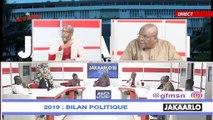 Jakaarlo bi du 27 Décembre 2019 - BILAN POLITIQUE/PERSPECTIVES ECONOMIQUES ET SOCIALES POUR 2020