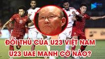Phân tích U23 UAE - Đối thủ U23 Việt Nam tại VCK U23 châu Á 2020 | NEXT SPORTS