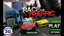My Race the Traffic Stream Extreme Speed mode (lamborghini Compilation) ll Race The Traffic Game Play