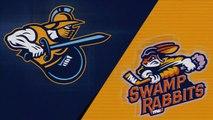 Atlanta Gladiators vs Greenville Swamp Rabbits 12/29