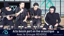 Interview groupe Reverse bassin d'Arcachon