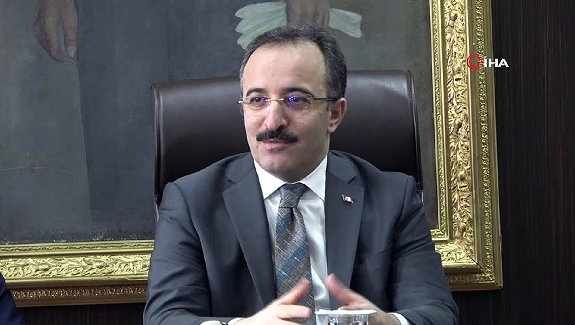 İçişleri Bakanı Yardımcısı Çataklı: 'Bakanlık olarak yerli otomobile her türlü desteği vereceği