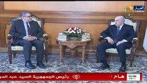 رئيس الجمهورية عبد المجيد تبون يعين عبد العزيز جراد وزيرا أولأ