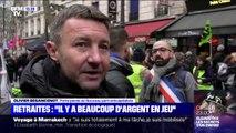 """Retraites: le porte-parole du NPA Olivier Besancenot estime qu'""""il y a beaucoup d'argent en jeu"""""""
