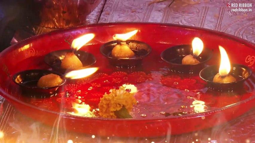 Jai Adhyashakti   Ambe Maa Aarti with Lyrics   Lalitya Munshaw   जय आद्यशक्ति Gujarati Aarti