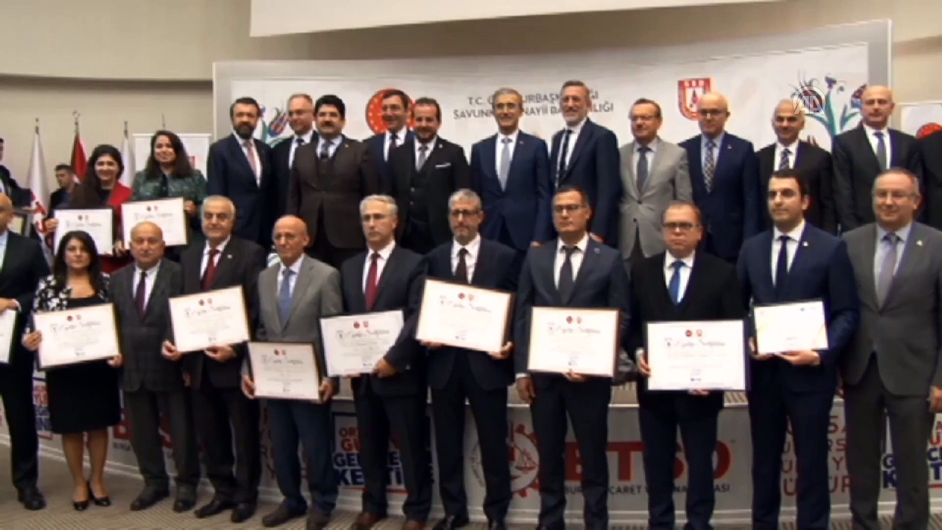 İsmail Demir: 'Bursa'nın yerli otomobilin merkezi olarak seçilmesi yerinde tercih' -