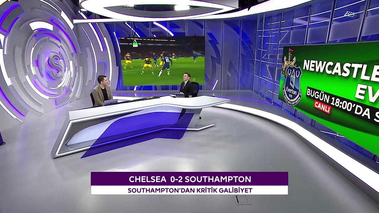 Chelsea - Southampton Maçına İlişkin Değerlendirmeler