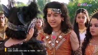 Cuoc Chien Cua Cac Vi Than Tap 11 Long Tieng Phim THVL1 Phim